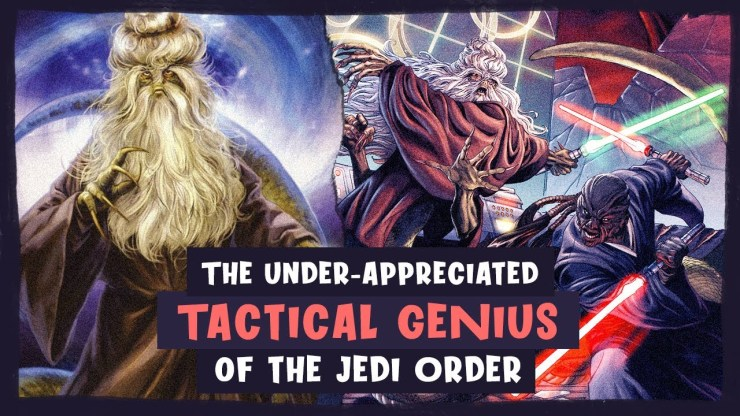 Oppo Rancisis was the ONLY Jedi to Lead the Clone Army