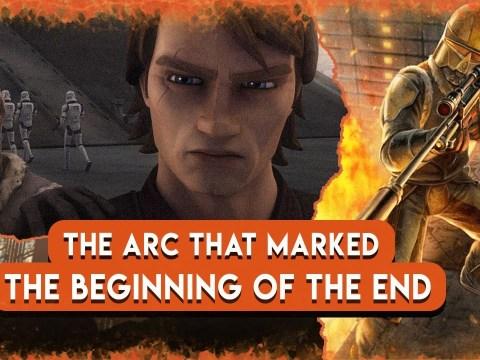 The Clone Wars - The Brilliance of the Rako Hardeen Arc