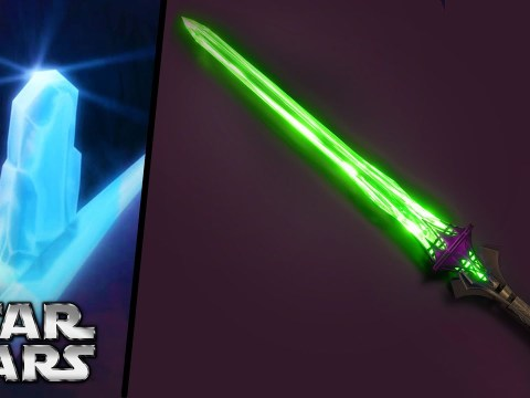 The Most Powerful Defensive Kyber Crystal Ever Discovered