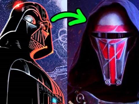 DARTH VADER FINALLY DISCOVERS REVAN! - Star Wars