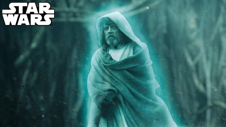 How Force Ghosts Die and What Happens After