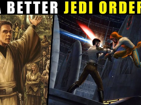 How Luke's Jedi Order was COMPLETELY Different (Legends)