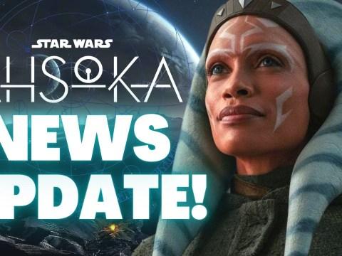 NEW Tease For Ahsoka's Future in Leaked Logo