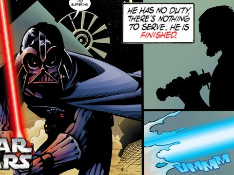 The Sad Story of a Jedi Who Killed Himself Because of Vader