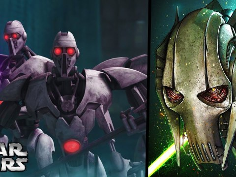 Why Did General Grievous HATE His Magna Guards?