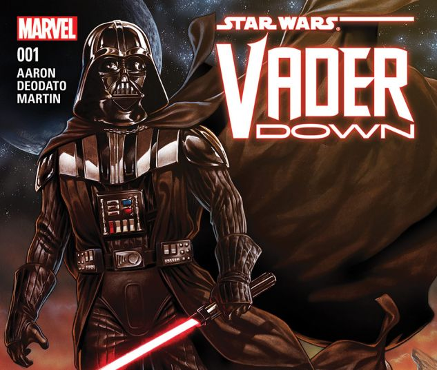 Vader colpito 1 cover USA
