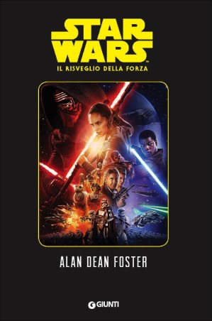 romanzi di star wars tfa