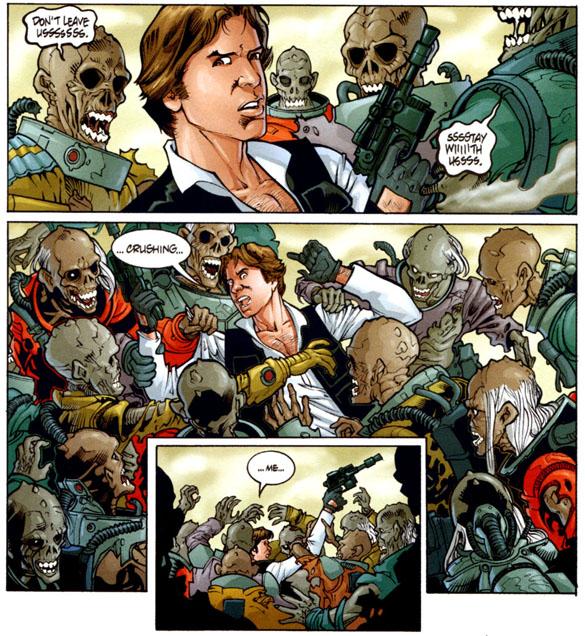 fumetti italiani di star wars fabbri tales 17