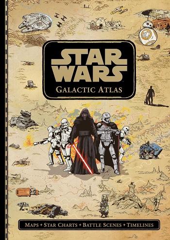 Galactic Atlas cover