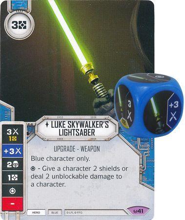 star wars destiny luke