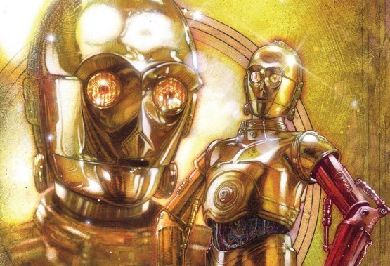 C-3PO Background