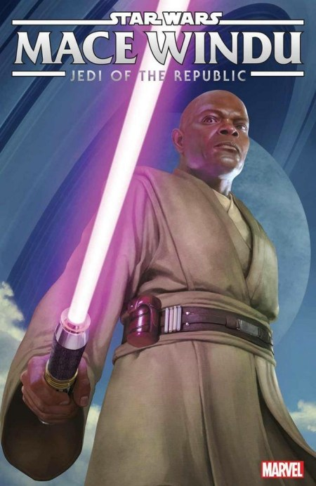 edi of The Republic Windu 1 Marvel variant