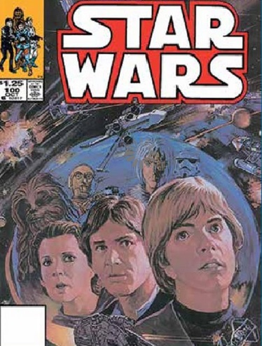 Star Wars Omnibus 5 cover