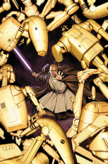Star Wars: Jedi of the Republic Mace Windu cover