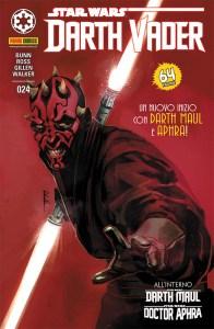 Darth Vader #24 - Maul ed Aphra