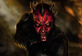 Darth Maul Son of Dathomir evidenza