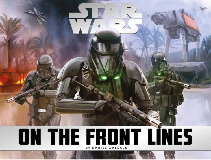 On The Front Lines Cover