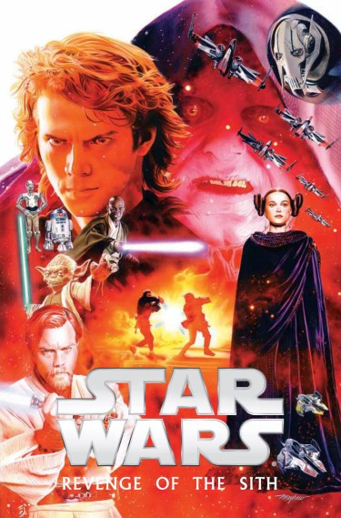 Anteprima Panini Comics revenge of the sith