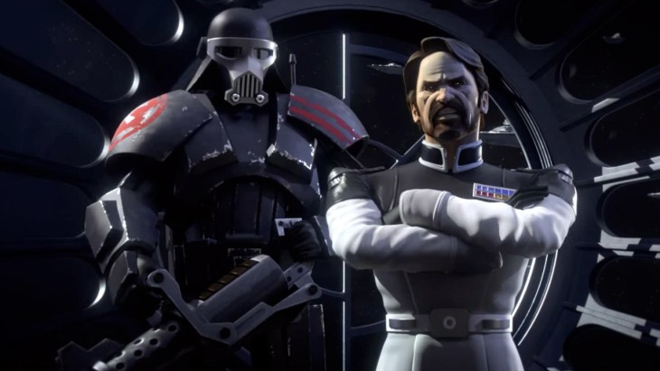 Adelhard Bragh Star Wars: L'Insurrezione