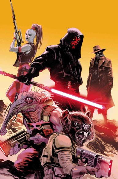 Darth Maul 3 Albuqerque marvel