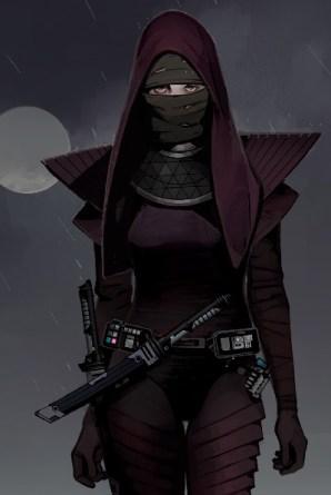 Deathstick Star Wars: L'Insurrezione