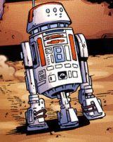 Skippy Jedi Droid