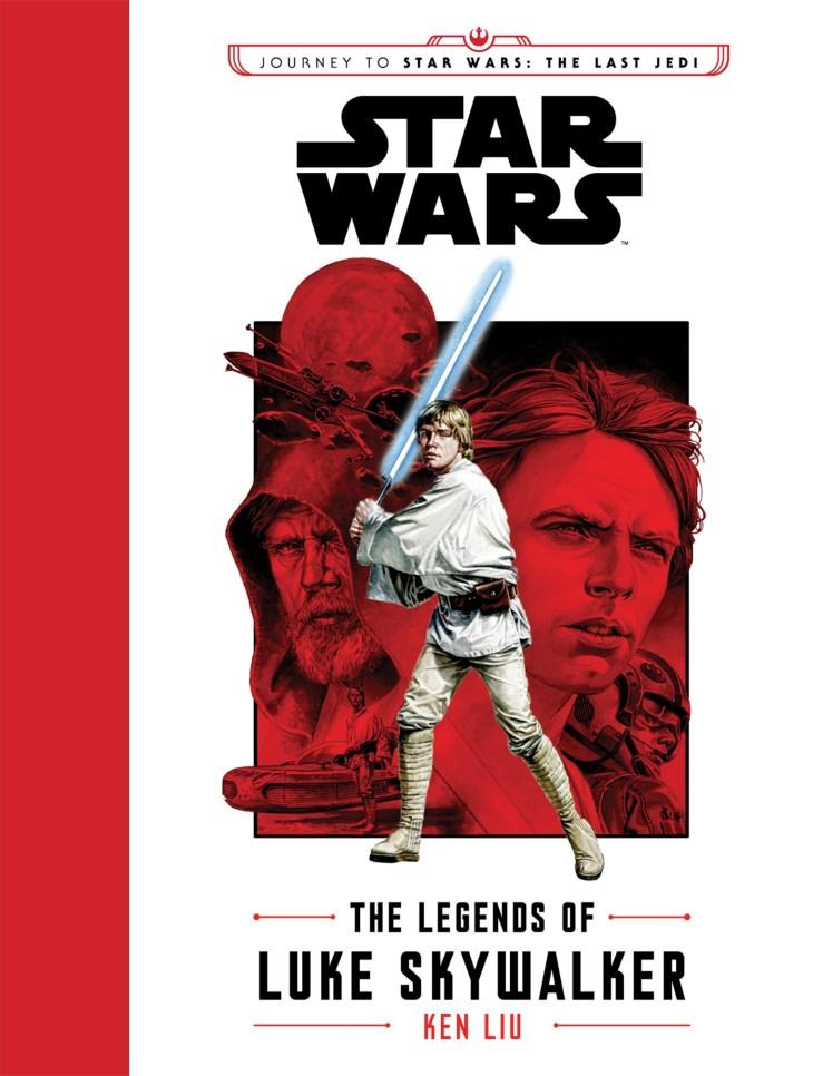 Journey to The Last Jedi Luke