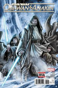 [ANTEPRIMA LUCCA COMICS] Star Wars: Obi-Wan & Anakin (Panini Comics)