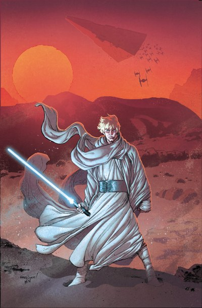 Star Wars 38 cover Marvel