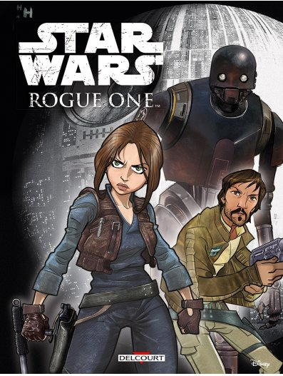 fumetti star wars rogue one graphic novel