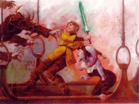 Anakin Daeshara'cor Dark Tide Ruin
