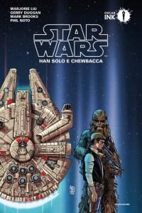 Star Wars: Han Solo e Chewbacca (Mondadori)