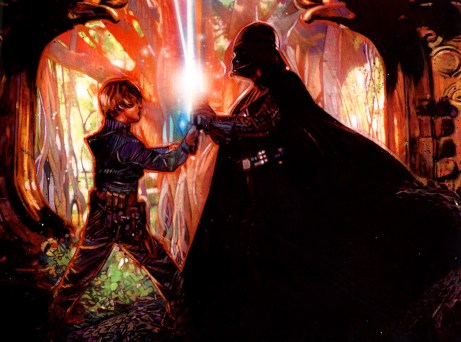 Gemma di Kaiburr Luke Vader