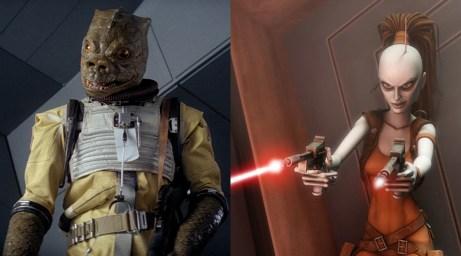 Solo a Star Wars story cacciatori di taglie