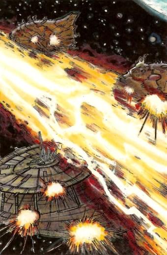 Battaglia di Fondor NJO Sourcebook Jedi Eclipse
