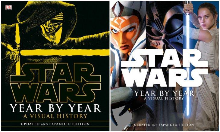 Giunti Star Wars Anno per anno