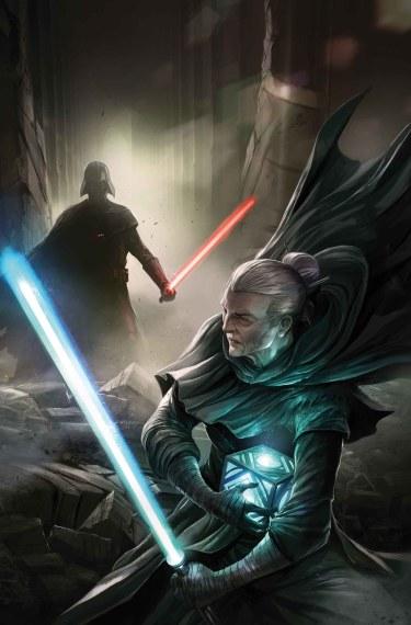 Darth Vader (2017) 10 cover