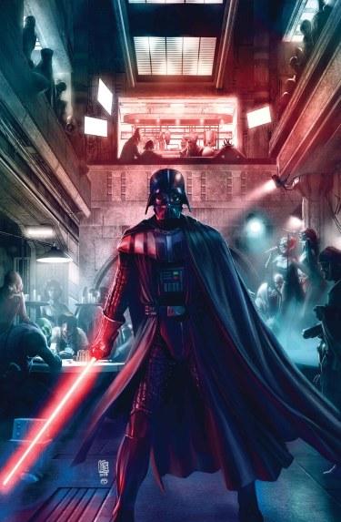 Darth Vader (2017) 11 cover