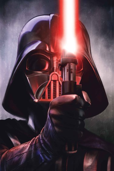 Darth Vader (2017) 12 cover