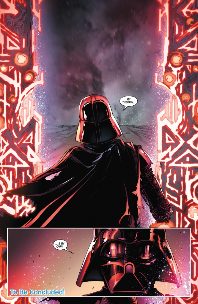 darth vader dark lord of the sith 24 end