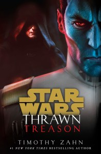 Thrawn: Treason cover