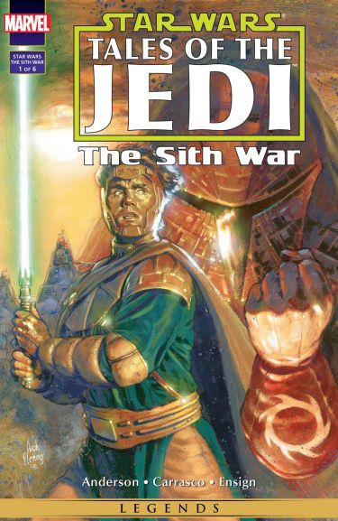Tales of the Jedi - The Sith War