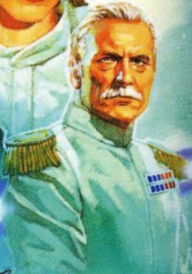 Grand Ammiraglio Pelleaon NJO Force Heretic I Remnant
