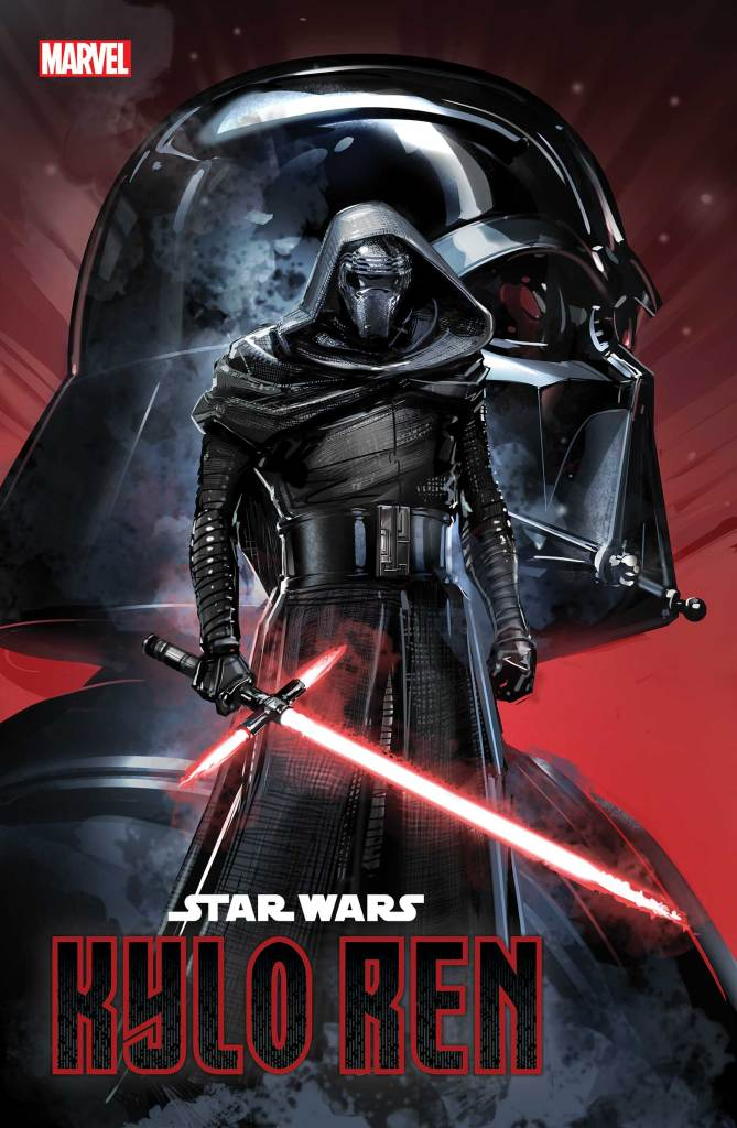 The Rise of Kylo Ren 1 Cover
