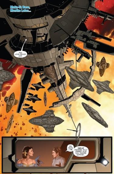 Star Wars Vol. 8 - Ammutinamento su Mon Cala