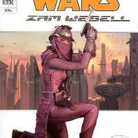 "Jango Fett Graphic Novels #2: ""Star Wars: Zam Wesell"""