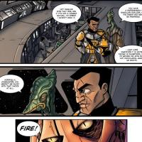 "Top Five Segments of ""Star Wars: The Clone Wars"" comic – Season 1"