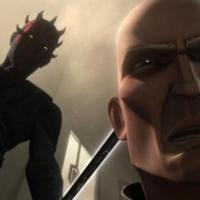 "The Dark Light Saber in ""Star Wars: The Clone Wars"" (Dark Saber)"