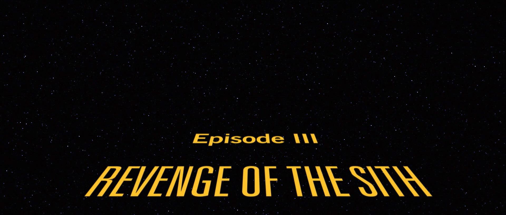 Star Wars Episode Iii Revenge Of The Sith 2005 Starwars Screencaps Com