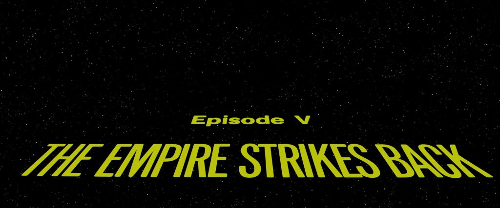 4K – Star Wars: Episode V – The Empire Strikes Back (1980)